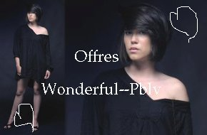 Pour Wonderful--Pblv