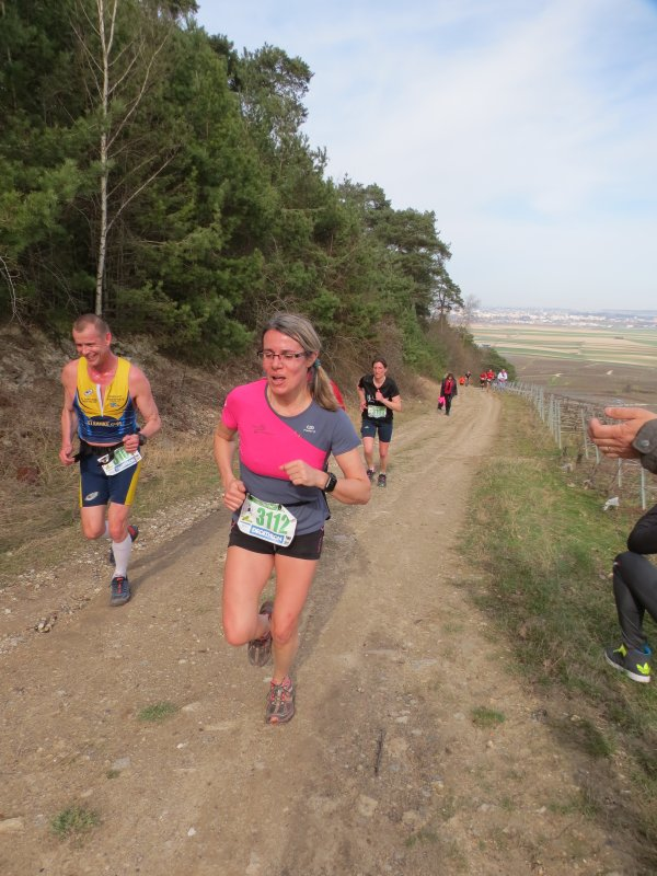 EPISODE 1 du TRAIL de la MONTAGNE de REIMS