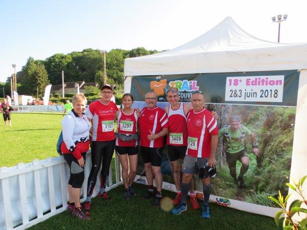 NORMANDIE - RADON - ECOUVES : Championnat de France Trail FSGT
