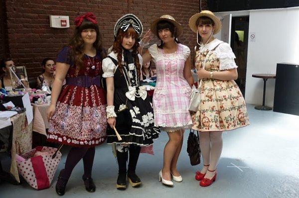 La convention lolita !