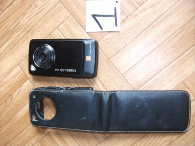 VEND SAMSUNG PLAYER M8800 PIXON !!