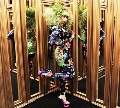 Versace pour H&M .
