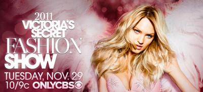 Branchez-vous sur le VICTORIA SECRET FASHION SHOW le mardi 29 novembre sur CBS ! A regarder : Nicki Minaj prend la scène !