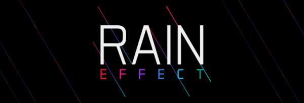 Rain Effect
