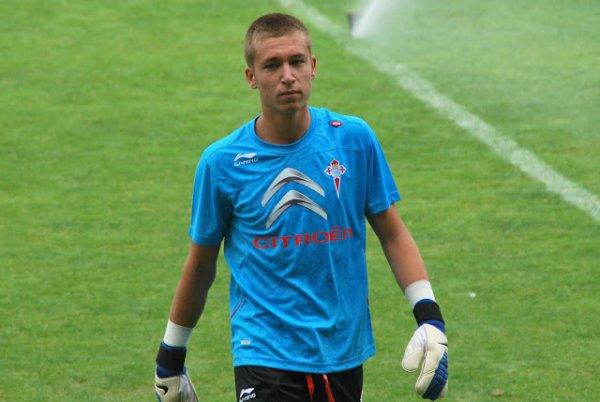 Ruben Blanco (Celta Vigo, Espagne)