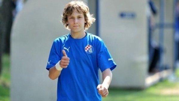 Alen Halilovic (Dinamo Zagreb, Croatie)