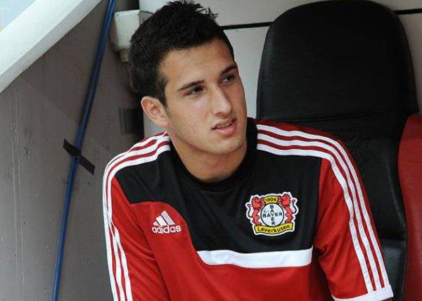 Levin Oztunali (Bayer Leverkusen, Allemagne)