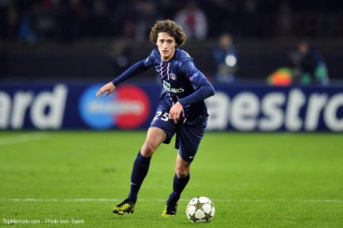 Adrien Rabiot (Paris SG, France)