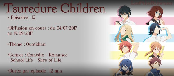 Tsuredure Children