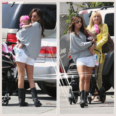 14 mai :  Photos de la nièce d'Ashley, Mikayla Dawn