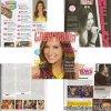 22 août : Ashley au magazine américain Cheerleader
