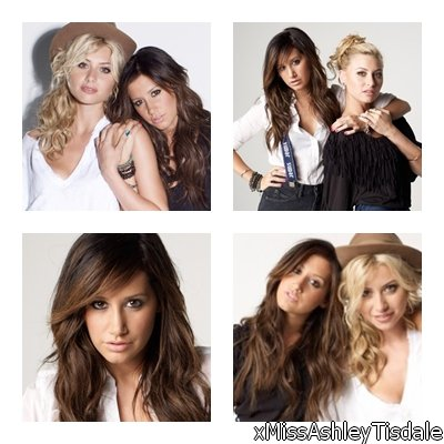 31 Août : Photoshoot d'Ashley et Aly