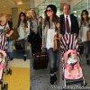 o6 Septembre: Ashley Tisdale et sa maman ainsi que sa petite nièce ont été vus à New York à l'aeroport de JFK.