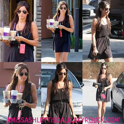 12 Octobre : Ashley au Coffee Bean