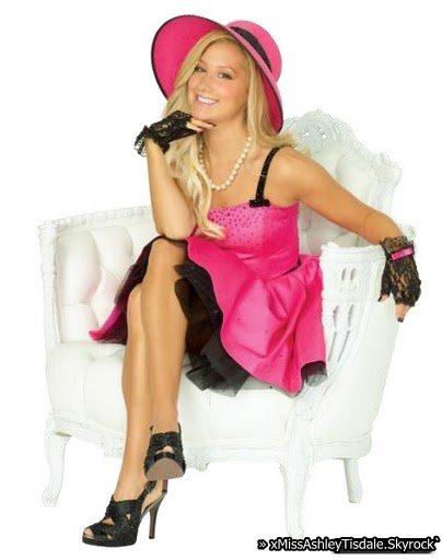 19 janvier ; Sharpay's Fabulous Adventure