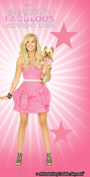 Photos promotionnelles Sharpay's Fabulous Adventure