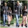 27 février 2011 ◇ Avant de se rendre aux Oscars dans sa magnifique robe, Ashley avait été vu avec Scott Speer retournant à la maison à Toluca Lake après un petit tour au Coffee Bean & Tea Leaf.