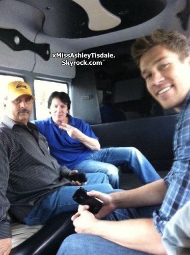 3 Avril 2011 ◇ Coffee Bean & Tea Leaf + match des Lakers avec Scott à Los Angeles