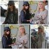 20 Avril 2011 ◇ Ashley et sa mère Lisa étaient dans les rues de Beverly Hills pour aller à une réunion.