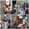 14 Mai 2011 ◇ Ashley est allée prendre son café habituel à « Coffee Bean & Tea Leaf » à Toluca Lake .