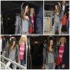 15 Mai 2011 ◇ Ashley a été vue arrivant à l'aéroport Heathrow à Londres . Welcome to Europe , Ashley !