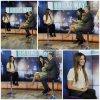 17 Mai 2011 ◇ Ashley était sur le plateau de « DayBreak » pour parler de son nouveau film .