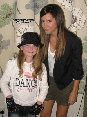 29 Mai 2011 ◇ Ashley était à la Starlight Foudation
