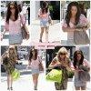 30 Juin 2011 ◇ Ashley et sa mère Lisa faisaient du shopping à Planète Bleue dans Beverly Hills.