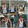 06 Juillet 2011 ◇ Ashley allait à la salle de gym Equinox à West Hollywood