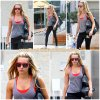 15 Juillet 2011 ◇ Ashley allait à la salle de gym Equinox à West Hollywood.