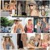 11 Août 2011 ◇ Ashley faisait du shopping dans le magasin Planet Blue accompagnée de sa mère Lisa, dans Beverly Hills.