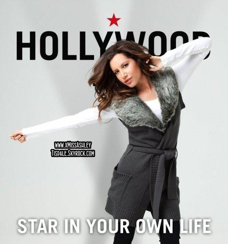 ◇ Photoshoot d'Ashley pour la marque « Hollywood Era » au Canada. Vous aimez ?
