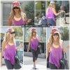 16 Août 2011 ◇ Ashley s'est rendue comme à son habitude à la salle de sport  Equinox dans West Hollywood.