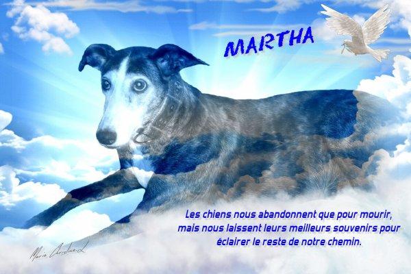 (l)(l) ADIEU MARTHA (l)(l)