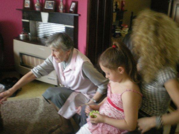 Petit tour à Verviers 25 - 04 - 2011 chez ma Maman