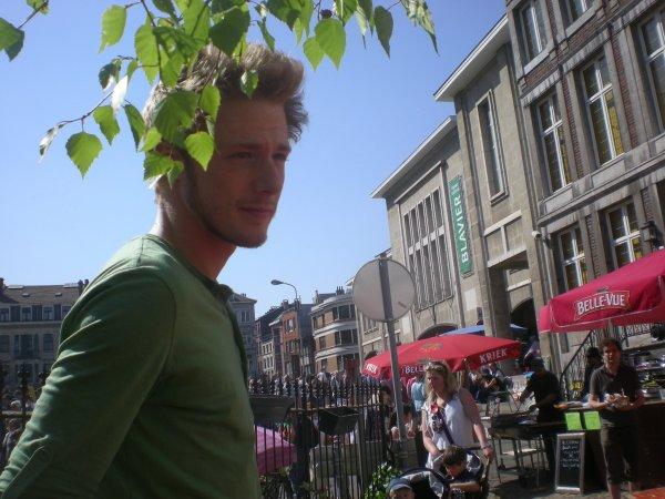 Petit tour à Verviers 25 - 04 - 2011 A La Brocante de Verviers