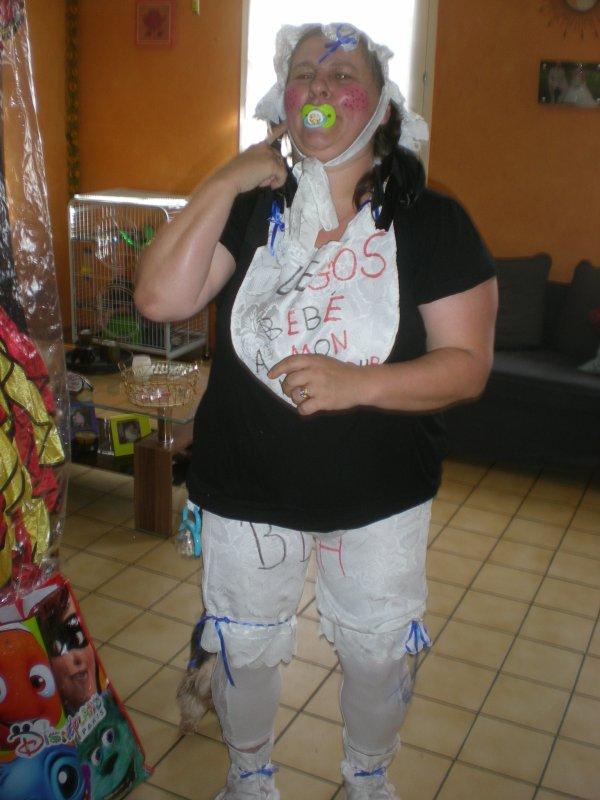 Le 28 mai 2011 18 ans Angélique