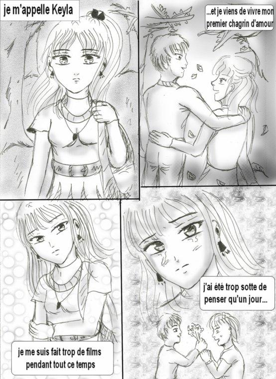 nouveau manga !!!