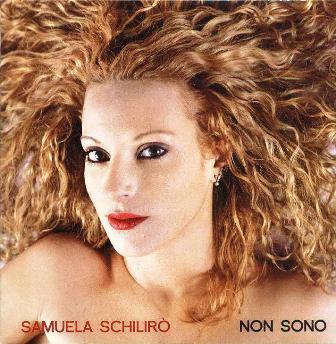 """Esce il 3 aprile """"Non sono"""" il primo album di Samuela Schilirò"""