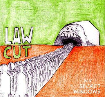 """Esce il primo album dei My Secret Windows """"Law/Cut"""""""