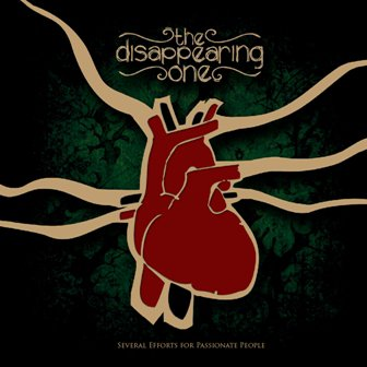 "Esce il nuovo album ""Several efforts for passionate people"" dei ""The disappearing one"""