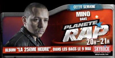 Planète Rap MINO