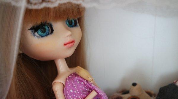 ma première pullip : mizumi