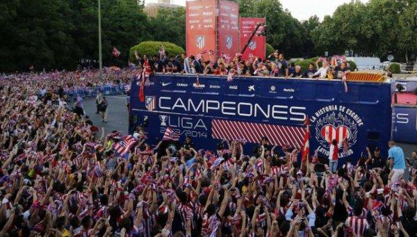 2014. La meilleur année de ce 3em millénaire pour l'Atletico