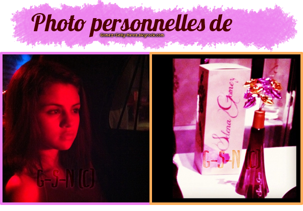 #Post 54 // candids,photo personnelles ♥