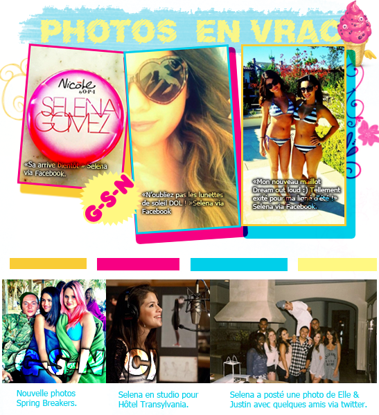 #Post 66 // candid,photos persos,stills, divers♥