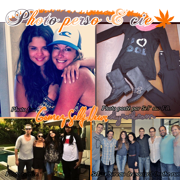 #Post 80 // candids,photos diverses,news ♥