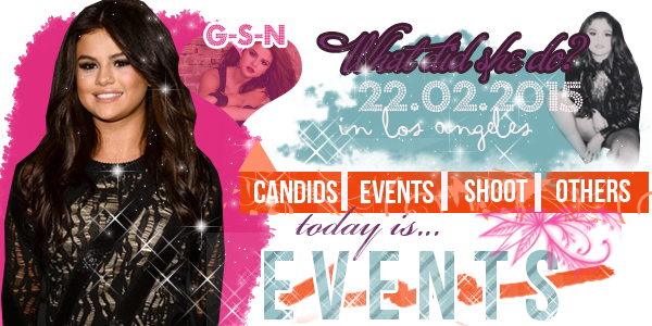 #Post 125 // events, candids, shoot, divers ♥