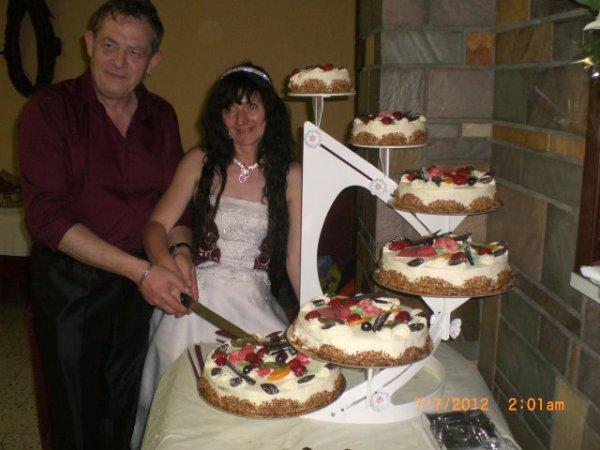 le plus beau jour de ma vie , notre mariage