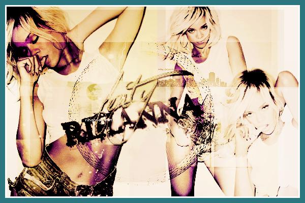 . Bienvenue sur ta source française de la belle chanteuse Rihanna !.